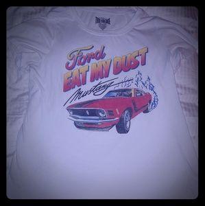 Torrid ford mustang tee shirt size 2X
